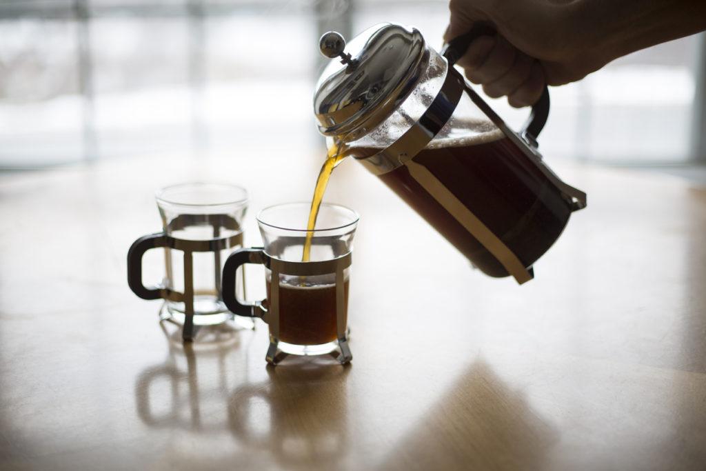 Coffee Photo Credit: RickSause (iStock).