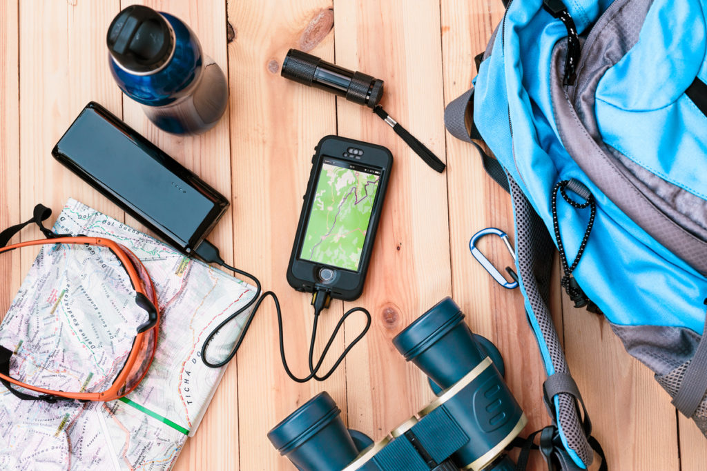 Outdoor Gear Photo Credit: przemekklos (iStock).