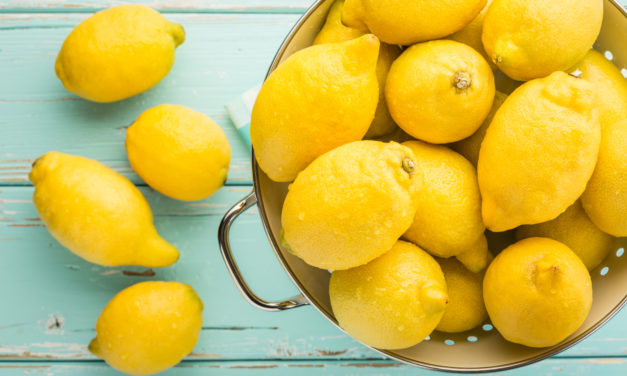 5 Household Uses for Lemons