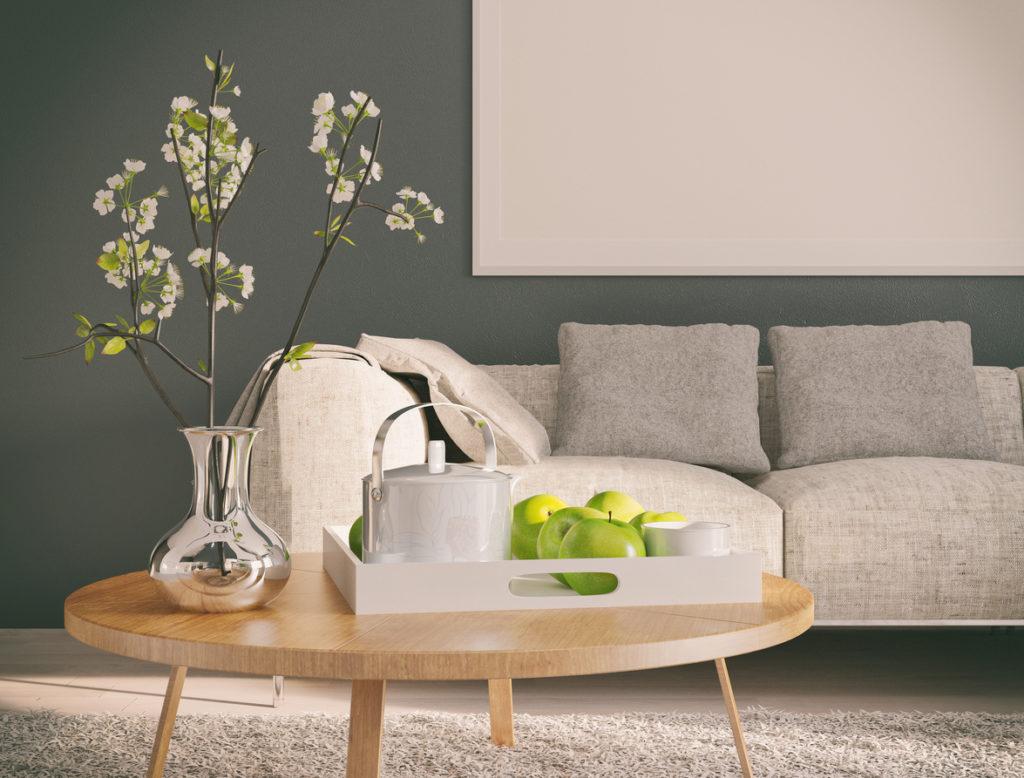Living Room Photo Credit: lookslike (iStock).