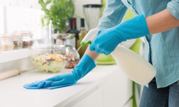 5 Places Germs are Hiding in Your Kitchen