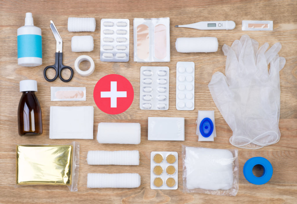 First Aid Kit Photo Credit: photka (iStock).