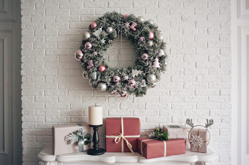 Holiday Decor Photo Credit: alexsfoto (iStock).
