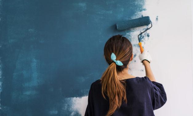 8 DIY Painting Hacks