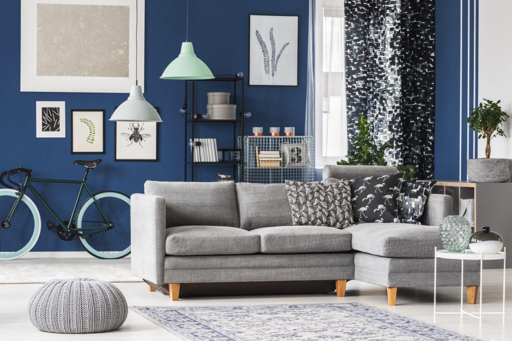Decor Living Room Photo Credit: KatarzynaBialasiewicz (iStock).