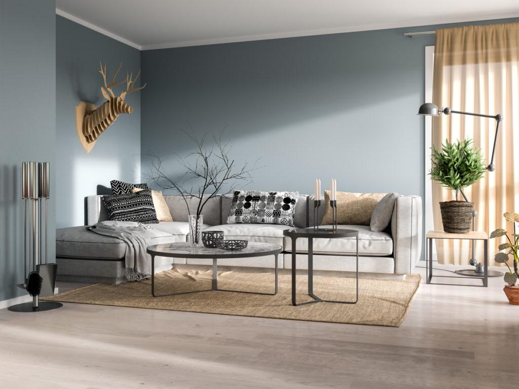 Decor Living Room Photo Credit: NelleG (iStock).