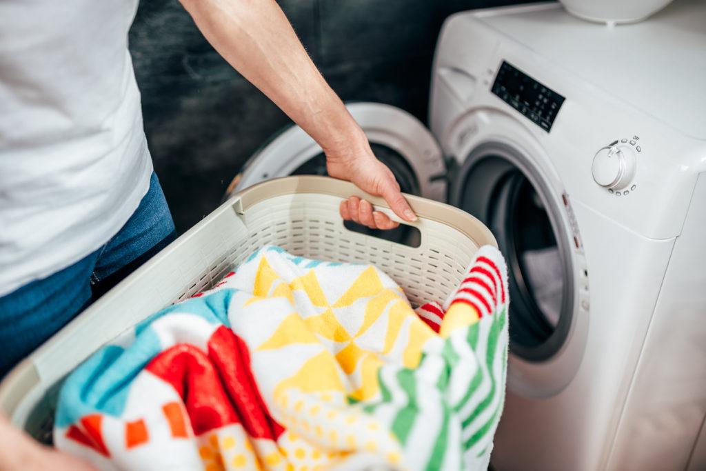 Laundry Photo Credit: Kerkez (iStock).