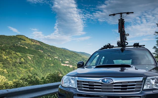 Subaru Photo Credit: Ivan BC (Flickr).