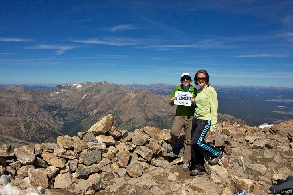 Mt. Massive, Colorado Photo Credit: Michael W Murphy (Flickr).