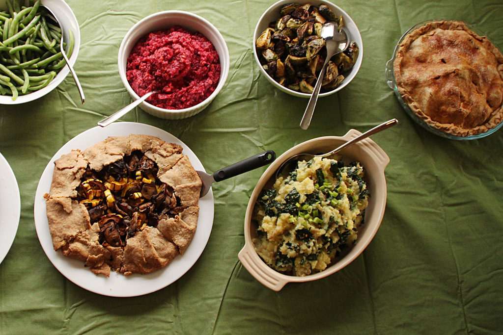 Thanksgiving Photo Credit: Stacy Spensley (Flickr).