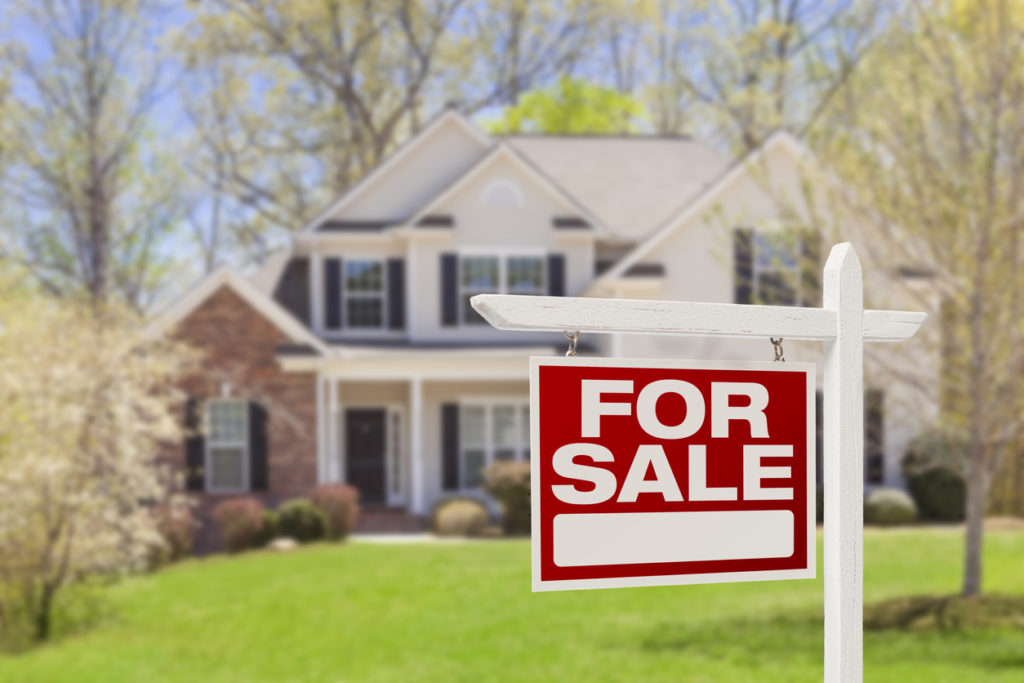 Home For Sale Photo Credit: Feverpitched(iStock).