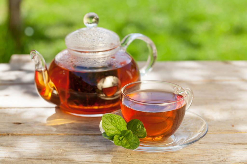 Tea Photo Credit: karandaev (iStock).