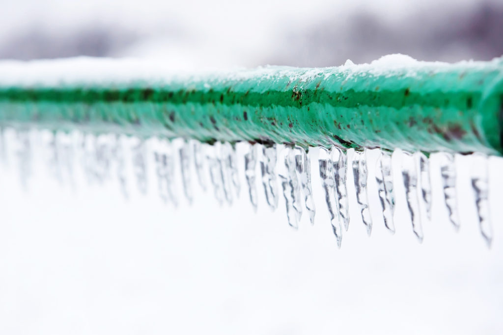 Frozen Pipes Photo Credit: fottograff (iStock).