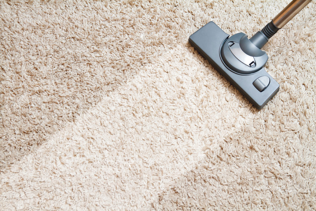 Carpet Cleaning Photo Credit: perfectlab (iStock).