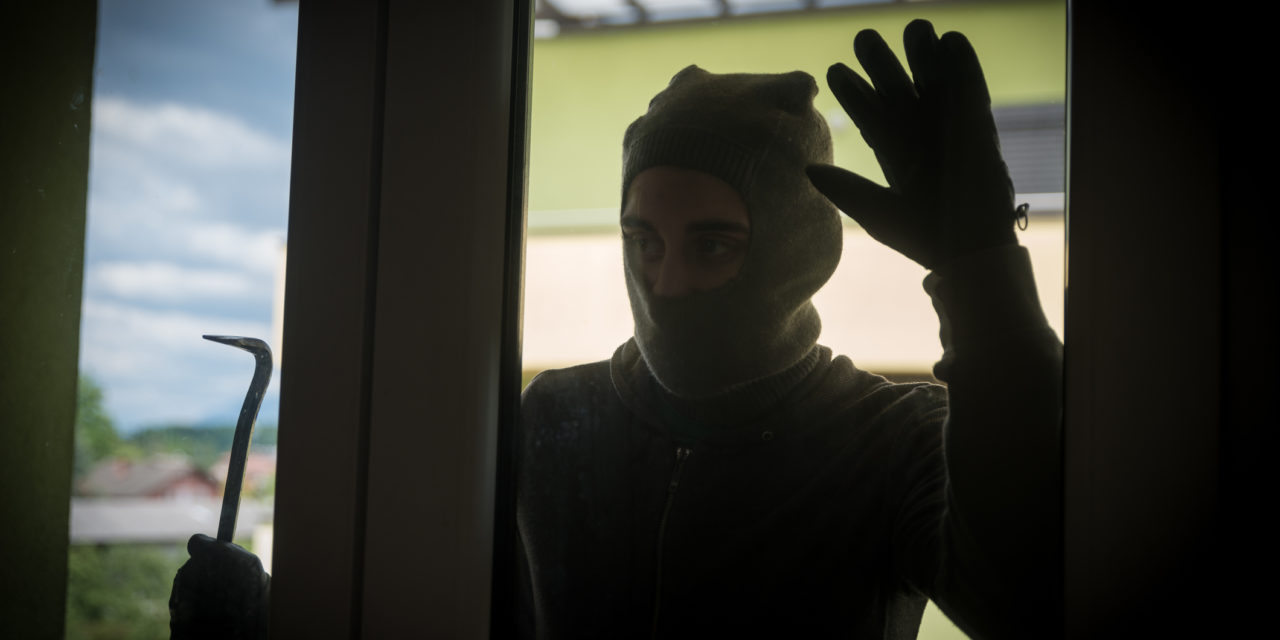 5 Reasons Why Burglars are Targeting Your Home