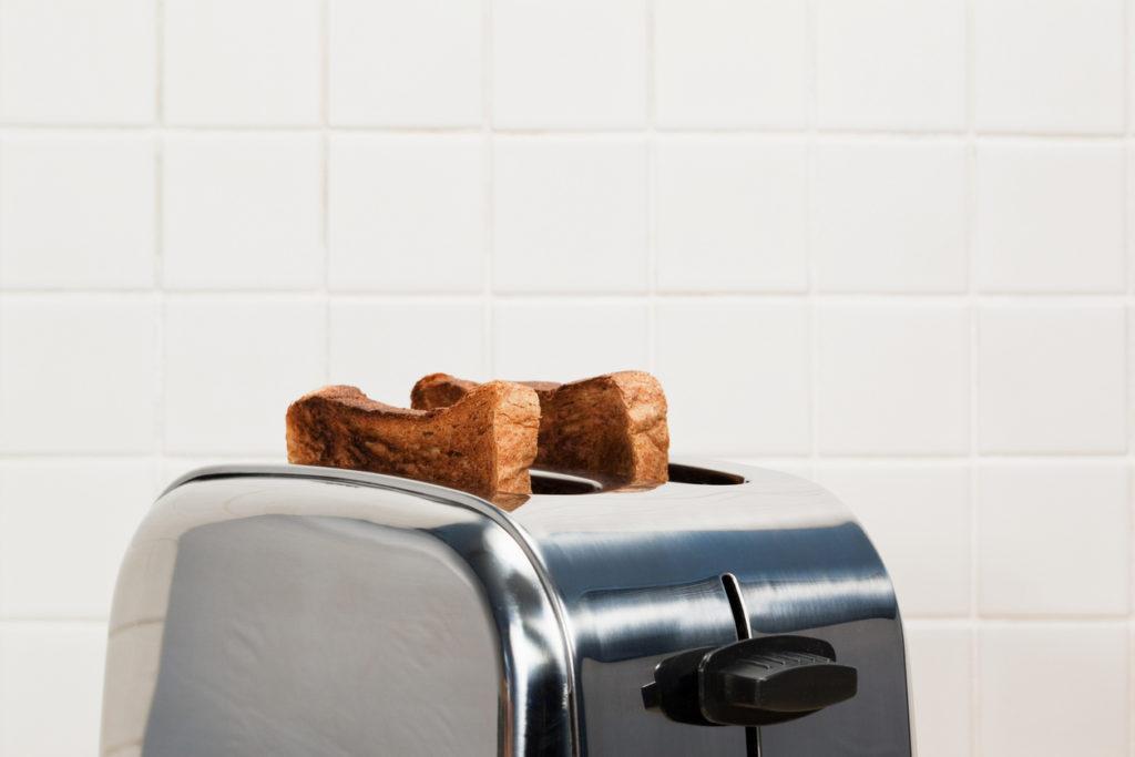 Toaster, Photo Credit: Image Source (iStock).