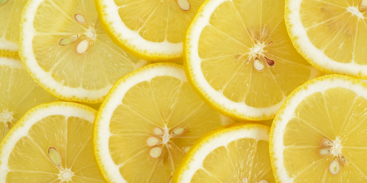 Easy, Natural DIY Cleaning Recipe With Lemons