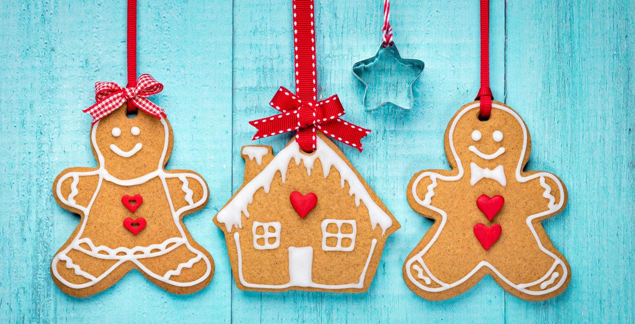 3 Ingredient Christmas Tree Ornaments