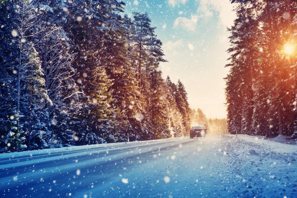Winter Photo Credit: LeManna (iStock).