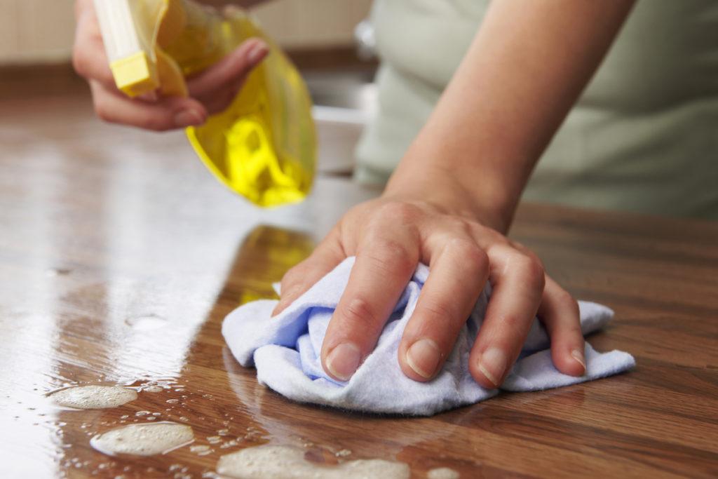 Cleaning, Photo Credit: MachineHeadz (iStock)