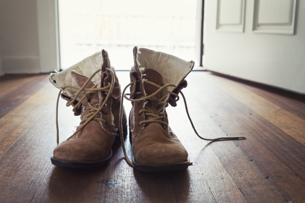 Boots, Photo Credit: jodiejohnson (iStock).