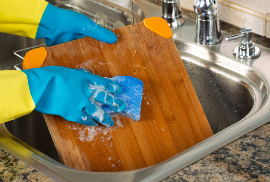 Cleaning, Photo Credit: tab1962 (iStock).