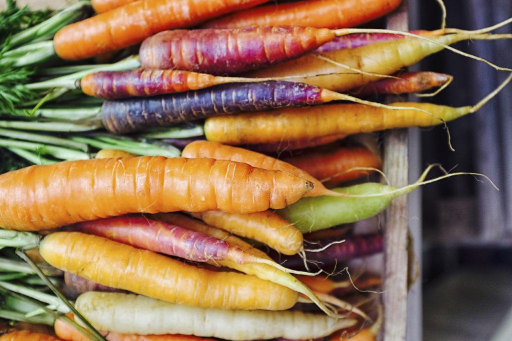 Carrots, Photo Credit: Photohaiku (iStock).