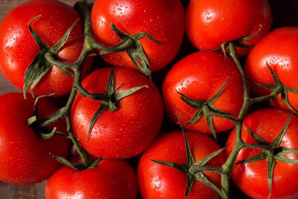 Tomatoes, Photo Credit: Ekaterina Molchanova (iStock).