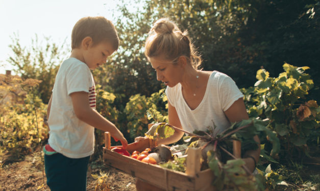 5 Reasons Gardening is Good for the Soul