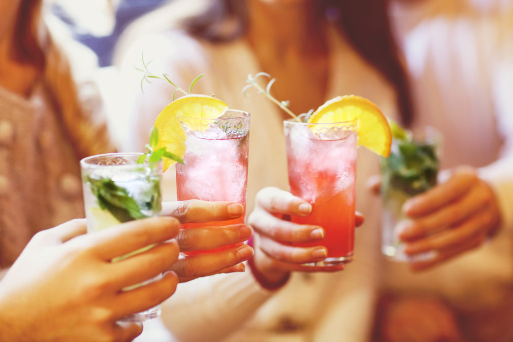 Drinks, Photo Credit: petrenkod (iStock).