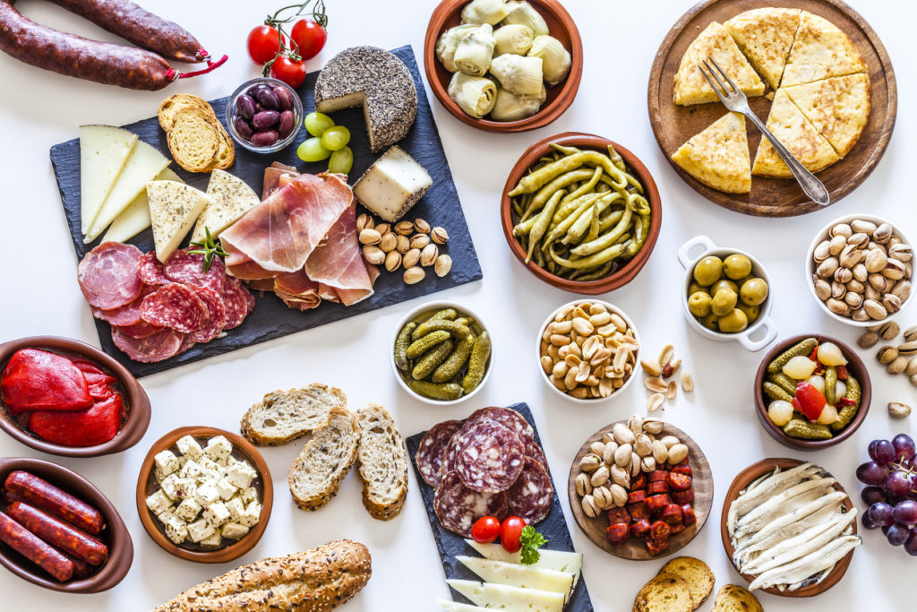 Cheese board, Photo Credit: fcafotodigital (iStock).