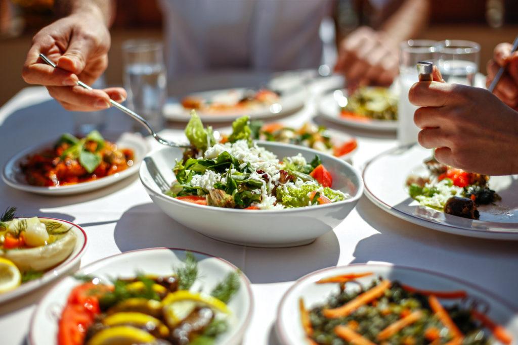 Salads, Photo Credit: Dreamer Company (iStock).