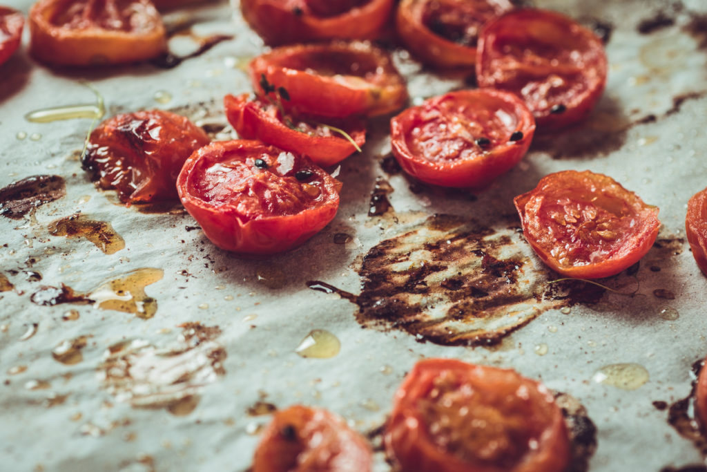 Roasted Tomatoes, Photo Credit: Victority (iStock)