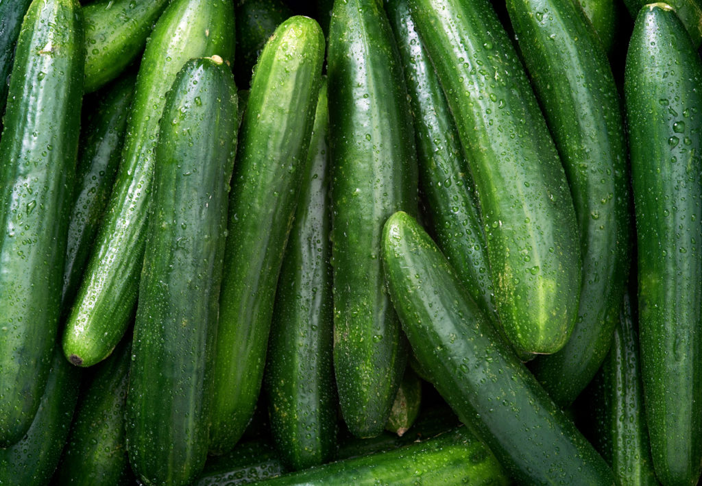 Cucumber, Photo Credit: warrengoldswain (iStock).
