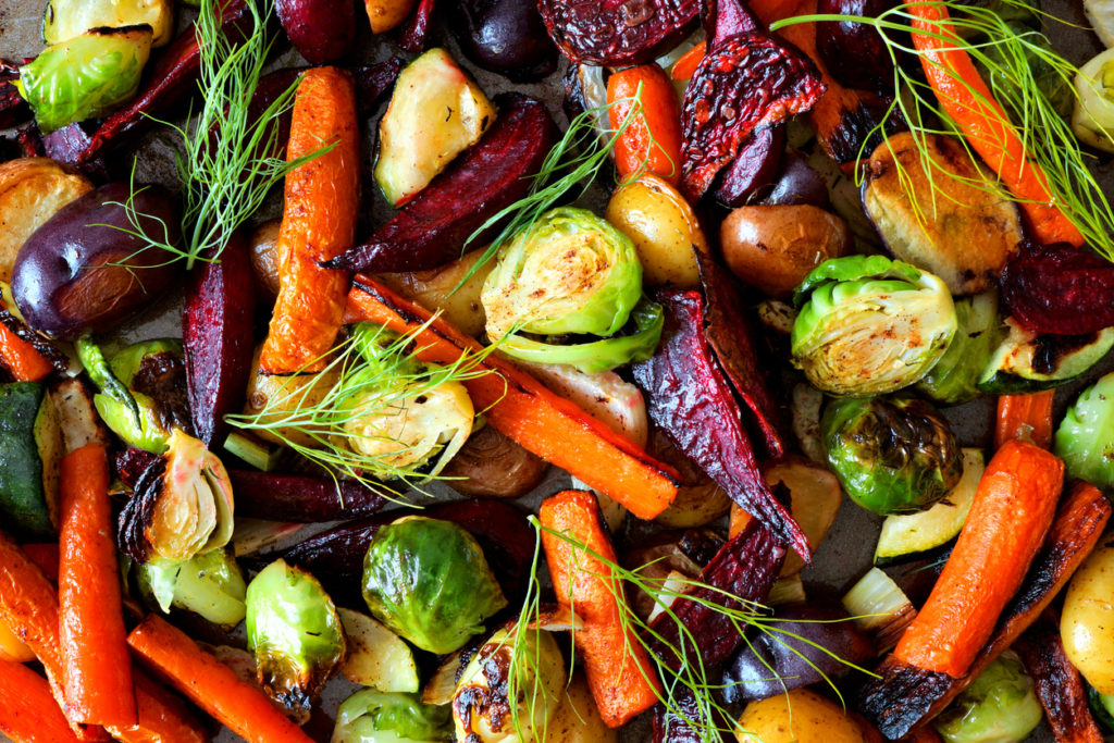 Veggies, Photo Credit: jenifoto (iStock).